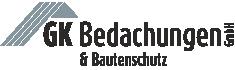 GK Bedachungen & Bautenschutz Logo