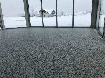 Naturstein Marmor- und Steinteppich
