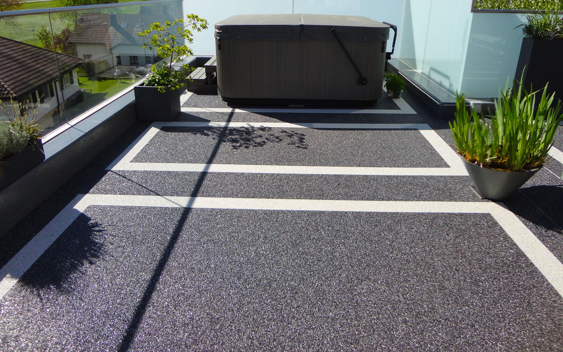 Balkon & Terrasse - GK Bedachungen & Bautenschutz