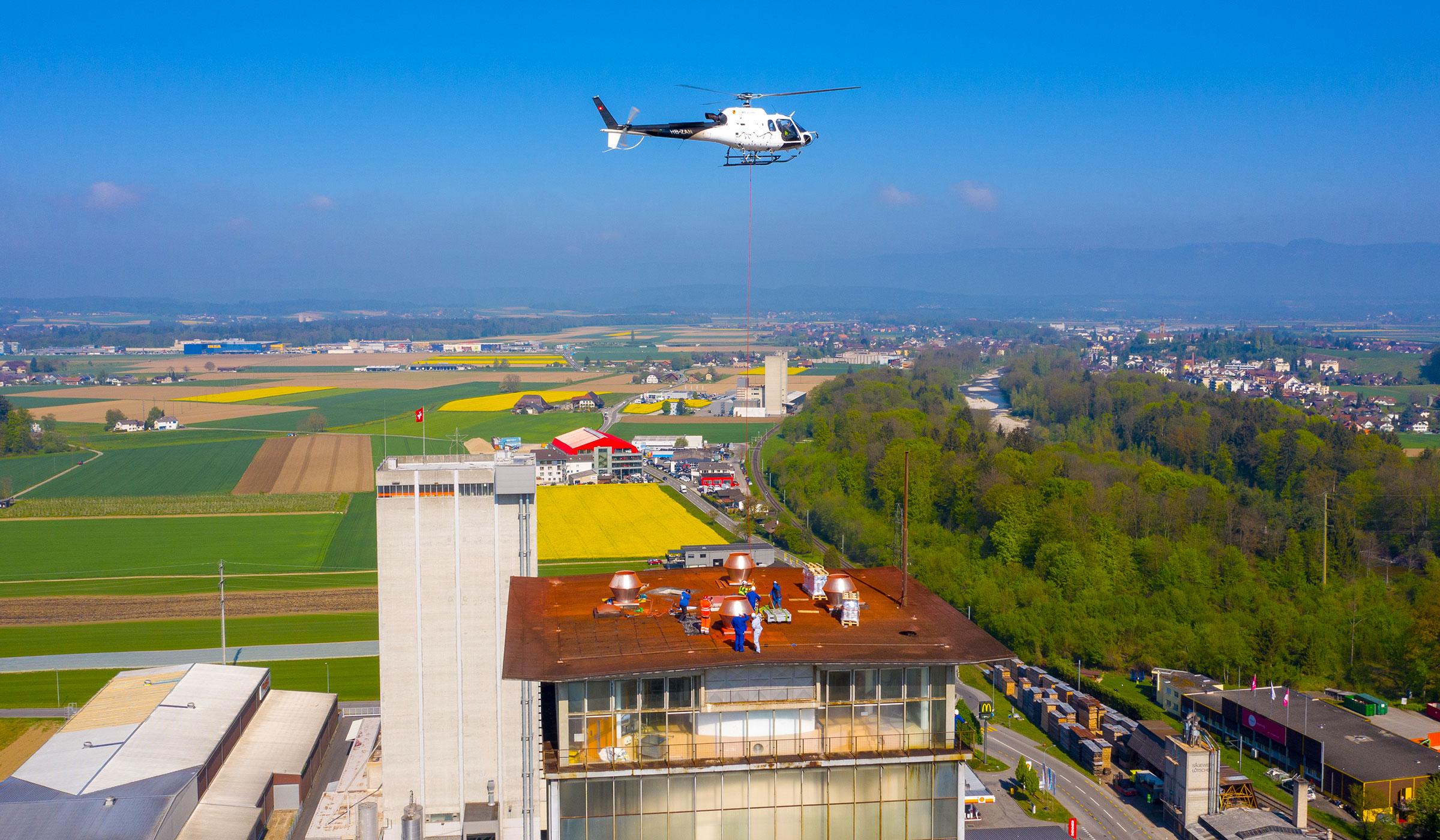 Bedachungen Flachdach - GK Bedachungen & Bautenschutz